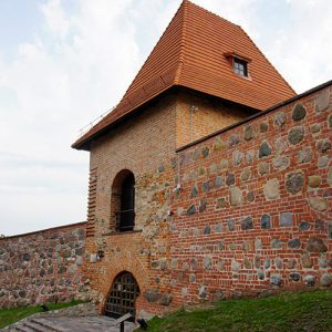 Vilniaus gynybinės sienos bastėja