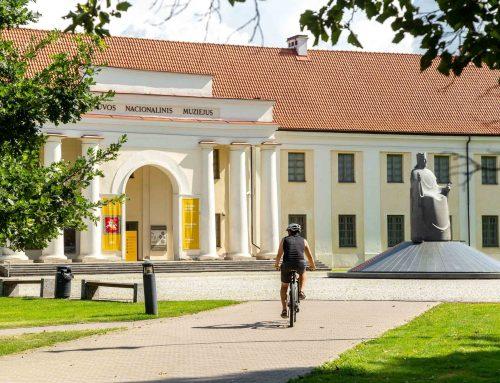 Pajamų mokesčio dalies skyrimas muziejui