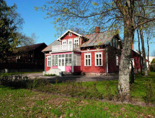 Lietuvos nacionalinio muziejaus Jono Šliūpo memorialinės sodybos pastato atnaujinimas