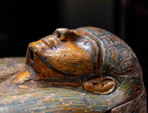"""EKSKURSIJA po parodą """"Ką slepia sarkofagas? Senovės Egipto mumijų tyrimai"""""""