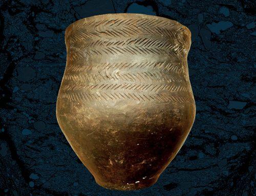 """Paroda ,,Pajūrio akmens amžiaus keramika"""""""