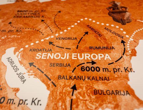 7 tūkst. metų senumo Senosios Europos deivės atkeliavo į Lietuvą