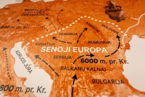 Priesistorineje Europoje Vykusi Migracija Nuleme Tai Kas Mes Esame Siandien Fot. S. Samsonas LNM Nuotr. 300x200