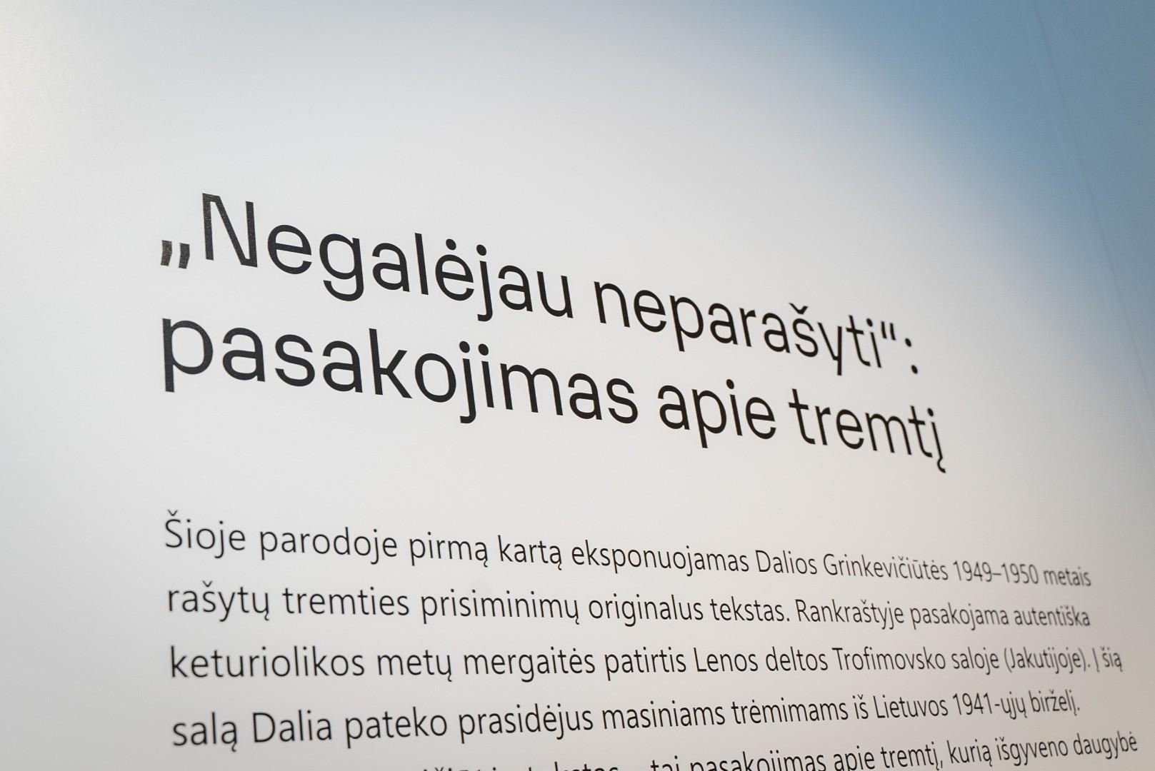 Paroda Negalejau Neparasyti Dalia Grinkeviciute Rankrastis 6